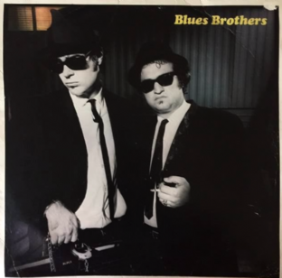 Blues Brothers (The) - Briefcase Full Of Blues (LP) (EX-/G)